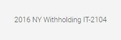 2016-NY-Witholding-IT-2104